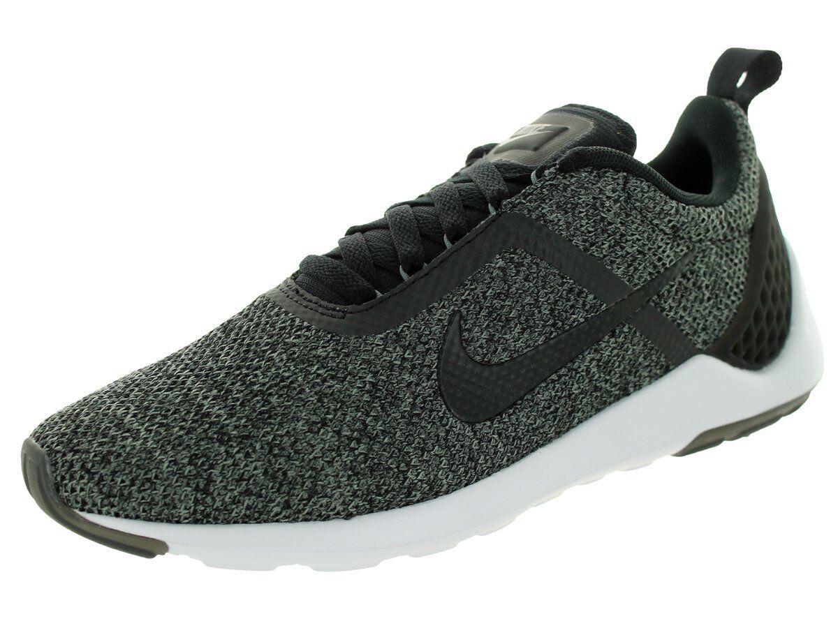 Nike uomini lunarestoa 2 se scarpa da corsa nero / grigio / bianco dimensioni