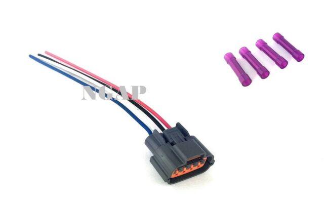 Alternator Repair Plug Harness Connector Fits Murano I30 I35 Maxima MAF CAS