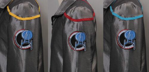 Star Trek Enterprise Away Team Jacket Coat Uniform Cosplay Costume Halloween