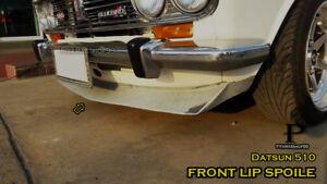 Jdm Front Lip Spoiler For Datsun 510 Materials Sheet Metal 132 Ebay