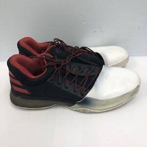 09dcdda71cab Adidas James Harden Vol 1 Pioneer Men Size 14 BW0546 White Black Red ...
