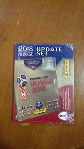 Panini-russia-2018-gold-edition-update-set-aggiornamento-svizzera-Swiss