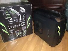 VR READY VIPER AMD Quad Core Gaming PC 4.2Ghz 8GB RAM 160GB SDD and 1TB HDD