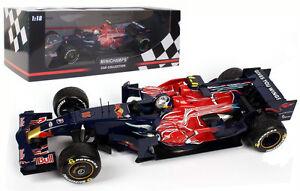 Minichamps Toro Rosso Str3 Gagnant Gp Italien 2008 - Sebastian Vettel Échelle 1/18 4012138091955