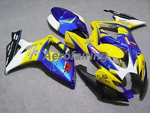 Painted-Fairing-Bodywork-Body-Set-AB-for-Suzuki-GSXR600-GSXR750-K6-2006-2007