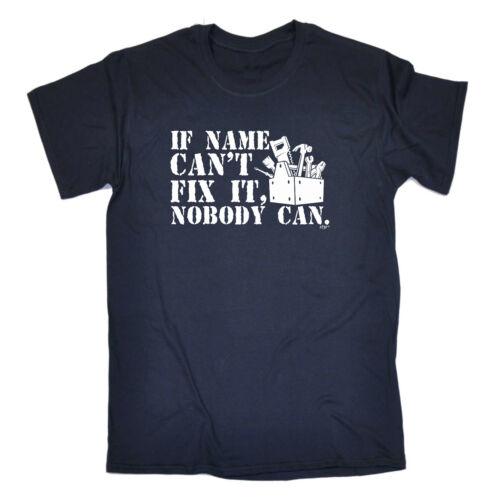 Divertenti Novità T-shirt Da Uomo T-Shirt Tee-se il nome della sopraelevazione ferroviaria riparalo