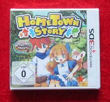 HomeTown Story, Nintendo 3D 3DS Harvest Moon Spiel Neu, deutsche Version