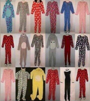 PräZise Primark Ladies Adult All In One Sleep Suit Sleepsuit Pyjamas Pajamas Pj's New Mit Traditionellen Methoden