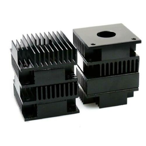 3Pcs Heat Sink 40mm x 40mm x 11mm FOR 3D Printer Extruder MK7 MK8