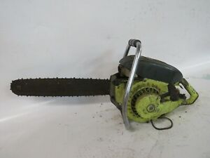 Vintage Pioneer Chainsaw Chain Saw Powerhead Parts or Project