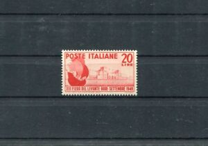 Italia-1949-fiera-del-levante-a-bari-MNH