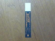 Grand Funk Railroad: Closer to Home Promo Obi only[no cd japan mini-lp gfr Q