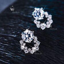 4122458c603ed Made With Swarovski Crystal 18k Gold Filled Citrine Stone Drop ...