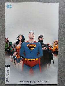 JUSTICE-LEAGUE-13b-2019-DC-Universe-Comics-VF-NM-Book