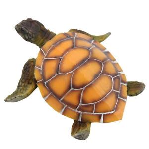 Lc acquario plastica finto tartaruga decorazione per for Vasca per tartaruga acquatica