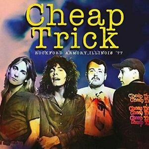 Cheap-Trick-Rockford-Armory-Illinois-039-77-2015-CD-NEW-SEALED-SPEEDYPOST