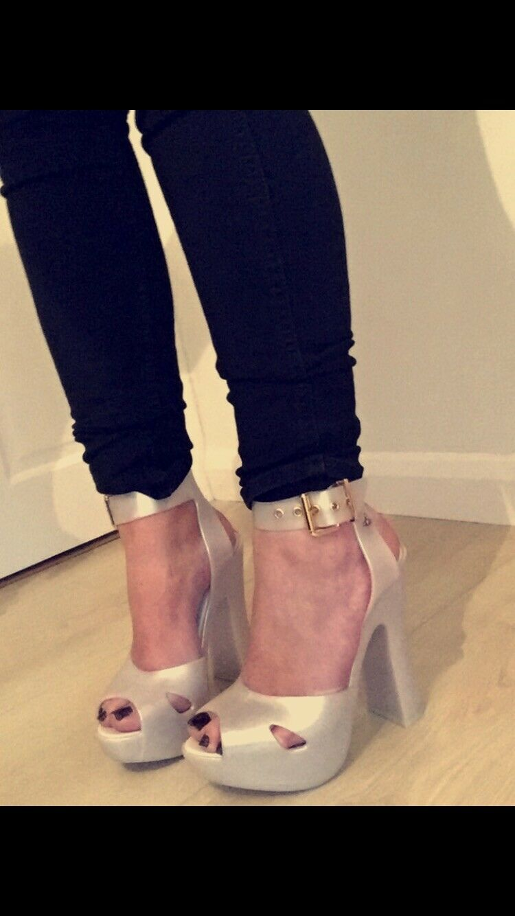 Vivienne Westwood Anglomania Melissa Talons Taille 6
