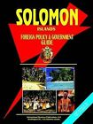 Solomon Islands Foreign Policy and Government Guide by International Business Publications, USA (Paperback / softback, 2004)