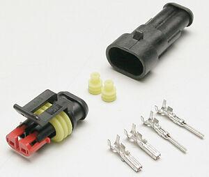 Conector-Estanco-2-Vias-14A-Superseal-Faston-Waterproof-12V-24V-Resistente-Agua