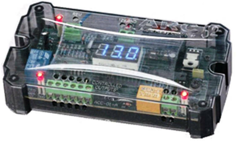 ARC52 12V MULTI ELECTRONIC DEVICES WITH REMOTE TURN ON SMART RELAY CONTROLLER.