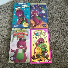 Barney - Barney in Outer Space (VHS, 1998)
