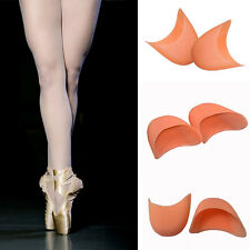 Schuzt Zehenspitzen Ausgeleiert Schuhe Einlage Ballett Tanz Bequem Einlegesohle