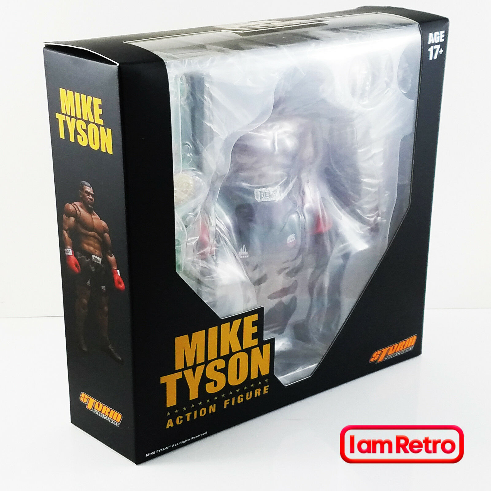 Iron Mike Tyson 1 12 Scale Action Figure by Storm Collectibles