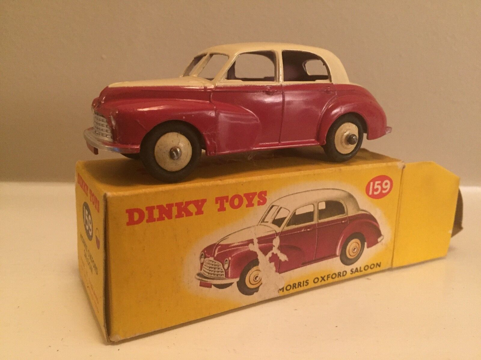 Dinky Dinky Dinky Juguetes 159 Morris, Oxford. 08b
