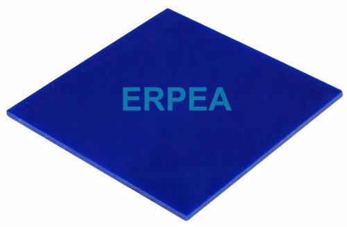 "New Blue Acrylic Plexiglass sheet 1//8/"" x 11.5/"" x 8.25/"""