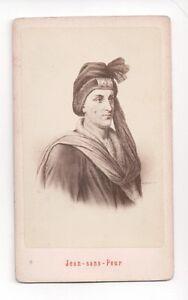 Vintage-CDV-John-II-Duke-of-Burgundy-The-Fearless-E-Neurden-photo