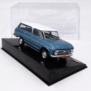IXO-1-43-Chevrolet-Veraneio-S-Luxe-1971-Diecast-modelos-Edicion-Coleccion-Altaya