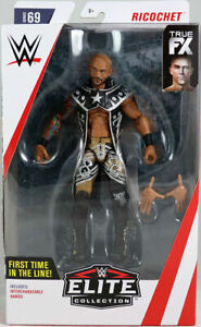 WWE-Mattel-Ricochet-Elite-Series-69-Figure-IN-STOCK