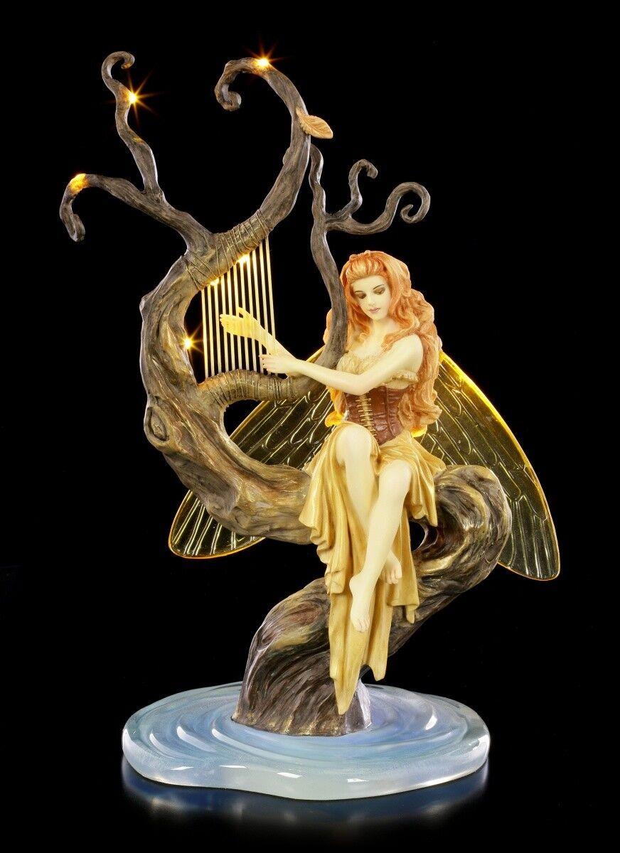 Figura Elfos con LED - Firefly's Song - Selina Fenech Hada Baumelfe Dekostatue