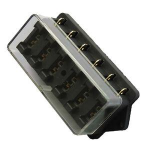 details about car 6 way standard ato blade fuse box block holder plug socket 12v wys sales Fog Lamp for Cars