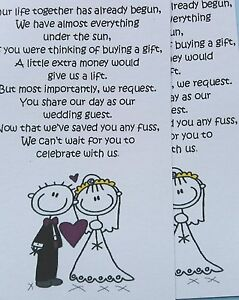 Image Is Loading 20 30 40 50 Or More Wedding Poems