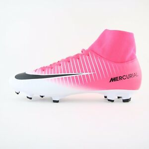 premium selection 52868 e2b49 Image is loading New-Mens-Nike-Mercurial-Victory-VI-DF-FG-
