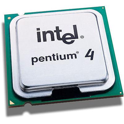 Intel Pentium 4 CPU 2,8 GHZ 1024kb Cachette 800 FSB Sl7j5 Prise Plga775 #O372