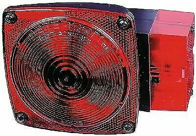 Anderson Trailer 56-15R Replacement Side Marker Light Lens Red
