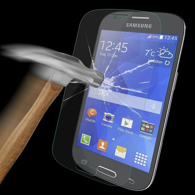 Premium Real Tempered Glass Screen Protector for Samsung Galaxy Ace 4 SM-G357FZ