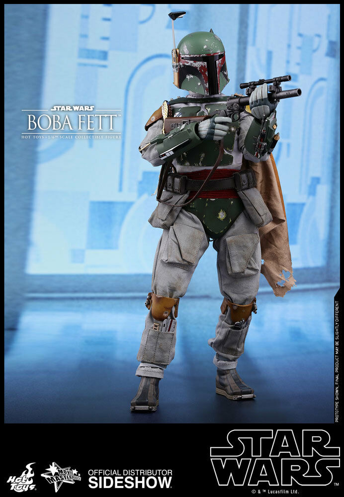 1/6 Scale Star Wars Boba Fett MMS Hot Toys 903351