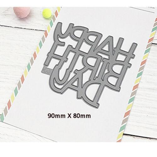 Mama Metall Stanzformen Schablone Handcrafts Papierkarte Scrapbook Album Emboss