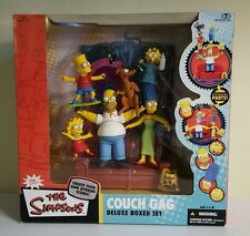 McFarlane Simpsons Couch Gag MIB ***RARE****