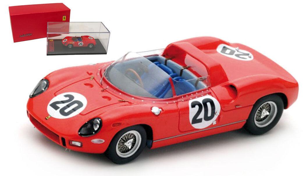LookSmart Ferrari 275P Le Mans Winner 1964-Guichet Vaccarella 1 43 Escala