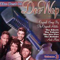 Various Artists - Best Of Doo Wop 3 / Various [new Cd] on sale