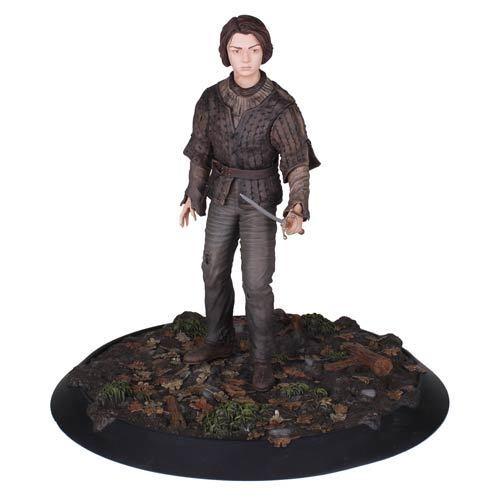 GAME OF THRONES - Arya Stark 11  Polystone Statue (Dark Horse Comics)  NEW