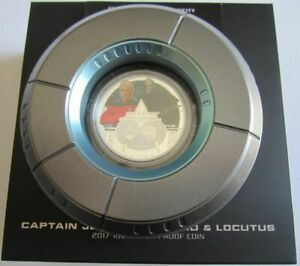 Tuvalu-1-Dollar-2017-Star-Trek-Captain-Jean-Luc-Picard-amp-Locutus-1-Oz-Silber