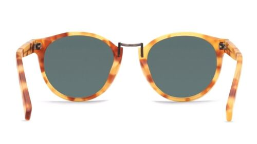 NWT. Unisex VZ Von Zipper Stax Lemon Tortoise Twist Sunglasses RRP $199.99