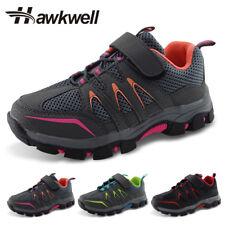 Kids Hiking Trail Trekking Shoes Boys Girls Slip Resistant Sneakers Hawkwell