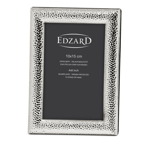 precious Silvered starting protected Photo Frame Marsala for photos 10 x 15 cm with 2
