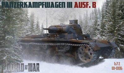 A III Ausf Die Welt im Krieg W-001 Pz.Kpfw